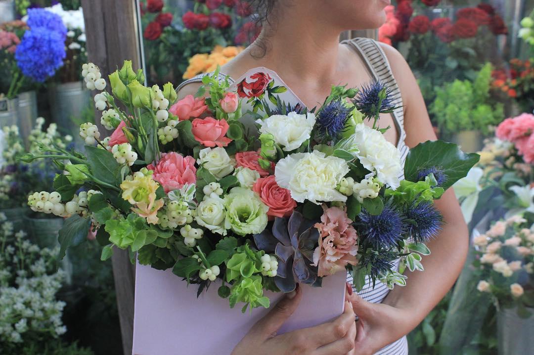 Букет, заказ цветы в сочи на дом